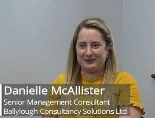 ISO 27001:2013 Lead Auditor Course review by Danielle McAllister (video)