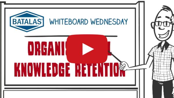 Organisational knowledge retention