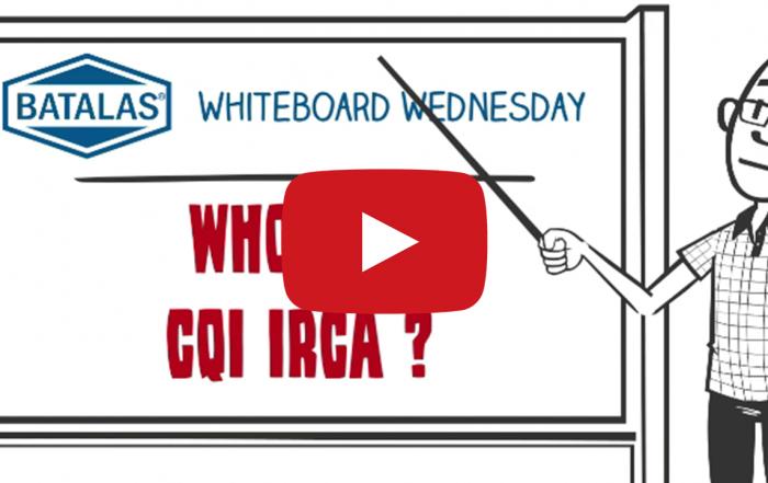 Who are CQI IRCA