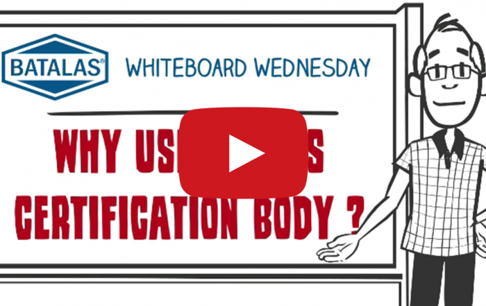 Why use UKAS cert body