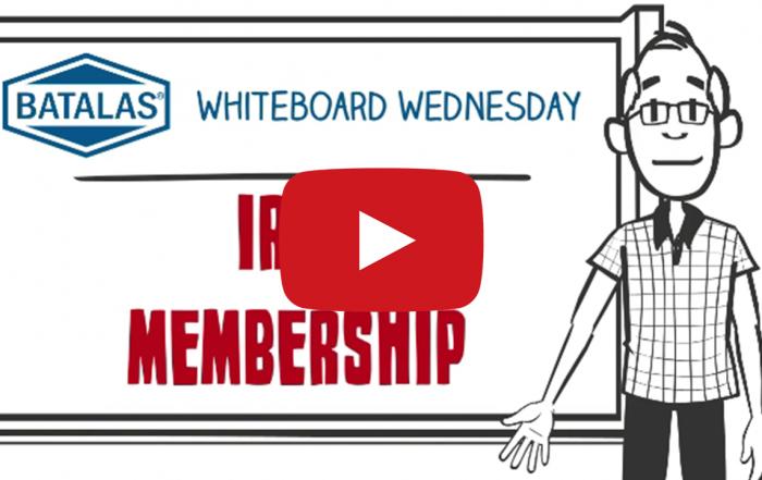 IRCA membership