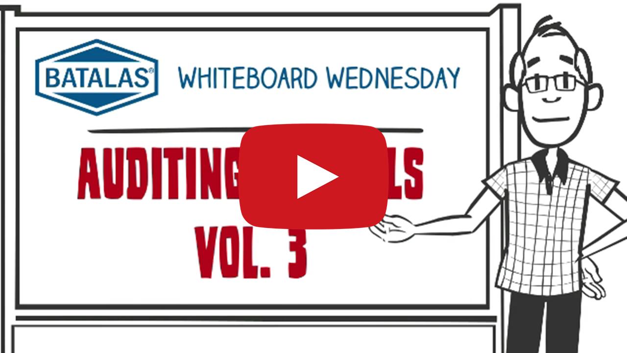 Auditing pitfalls vol 3