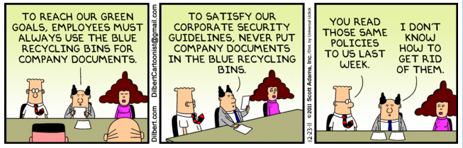 Do You Really Want To Work In The Quality Team Dilbert
