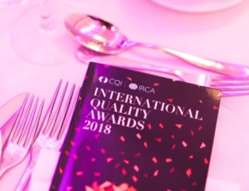 International Quality Awards 2018
