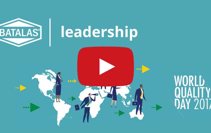 Leadership - World Quality Day 2017