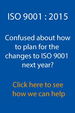 ISO 9001 2015 Workshops