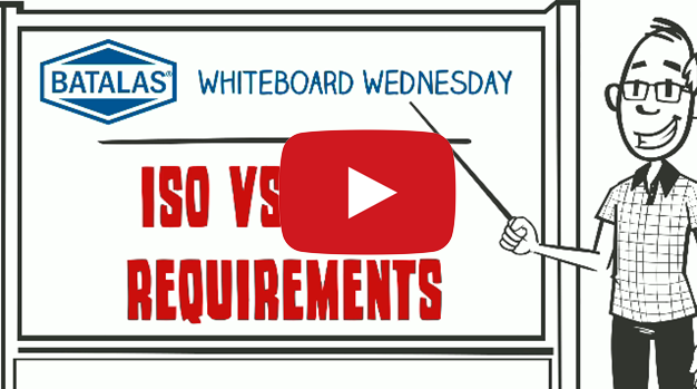 ISO vs Legal Requirements