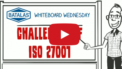 Challenges of ISO 27001