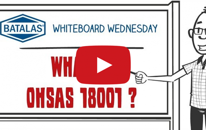 What is OHSAS 18001