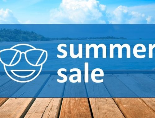 Enjoy discounts in our Summer Sale